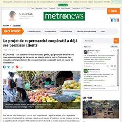 Supermarché coopératif de La Louve : à 10 mois de l'ouverture, les clients sont déjà là