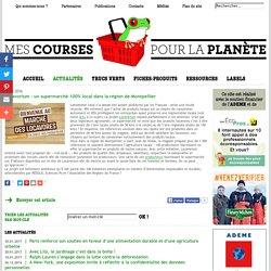 Locavorium: un supermarché 100% local dans la région de Montpellier