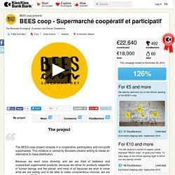 BEES coop - Supermarché coopératif et participatif présenté par BEES coop
