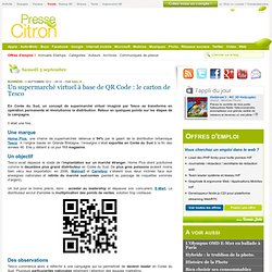 QR Code Advertising Fail | SMS Marketing Blog