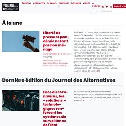 LE JOURNAL DES ALTERNATIVES 16/01/14 La Belgique interdit le gaspillage alimentaire dans les supermarchés