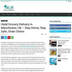 Online Supermarket UK