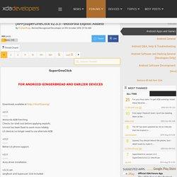 [APP]SuperOneClick v2.3.3 - Motorola Exploit Added!