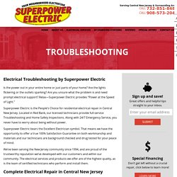 Superpower Electric Electrical Troubleshooting by Superpower Electric