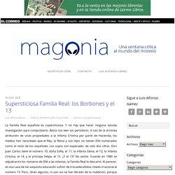 Supersticiosa Familia Real: los Borbones y el 13
