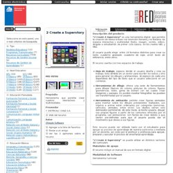 2 Create a Superstory - Recursos Educativos Digitales