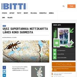 Uusi supertarkka nettikartta lähes koko Suomesta – Mikrobitti