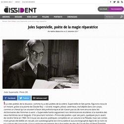 Portrait de Jules Supervielle, poète de la magie réparatrice - The Dissident