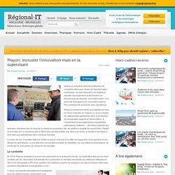 Regional-IT · Toute l'information sur les startups et les TICs en région Wallonie-Bruxelles