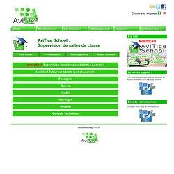 School - Supervision de salles de classes informatisées