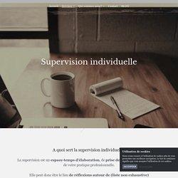 Supervision clinique - Psychonautes