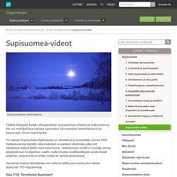 Supisuomea-videot