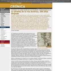 Suplemento cronica 668 - La pérdida de la rica América, 200 años después
