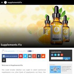 supplementsfix - Supplements Fix
