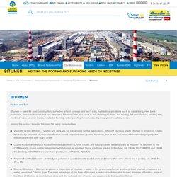BPCL: Bitumen Suppliers In India