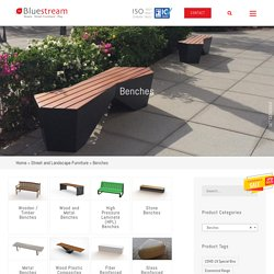 Benches Manufacturers