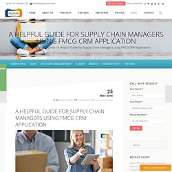 Supply Automation Software