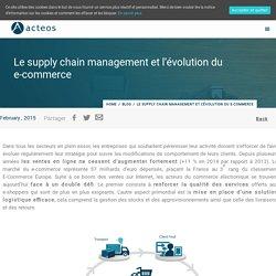 La Supply Chain 'nerf de la guerre' du E-commerce - Acteos