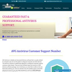 AVG Tech Support Number {1844-631-2188} AVG Antivirus Customer Service