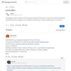 Droste Effect - Adobe Support Community - 9287005