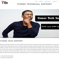 ITunes Tech Support Number USA