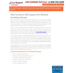 +1-844-723-2329 Aol mail technical support phone number, AOl customer service Canada