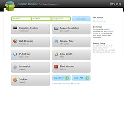 Tech Support Management - StumbleUpon