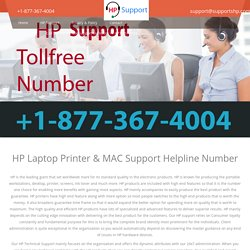 HP Support Helpline Number +1-877-367-4004 - Call Us now