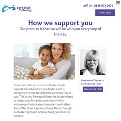 How Can we Support You for Forster Care?