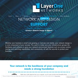 IT Support Services in Corpus Christi, TX - Layer One