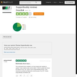 Customer Service Reviews of Supportbuddy