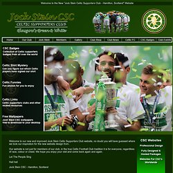Jock Stein CSC | Celtic Supporters Club - Hamilton, Scotland, UK