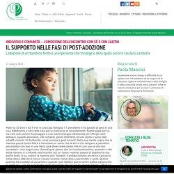 Il supporto nelle fasi di post-adozione