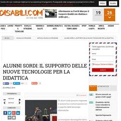 ALUNNI SORDI: IL SUPPORTO DELLE NUOVE TECNOLOGIE PER LA DIDATTICA - Disabili.com