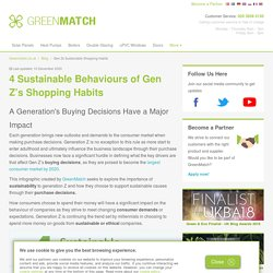 4 Ways Gen Z Supports Green Companies