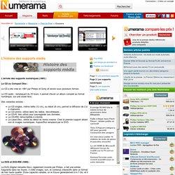 Les supports numériques - NUMERAMA.com