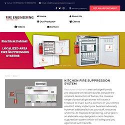 Commercial Kitchen Fire Suppression System Manufacturer