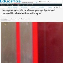La suppression de la Manaa plonge lycées et universités dans le flou artistique
