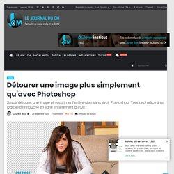 Supprimer automatiquement l'arrière-plan d'une image sans Photoshop