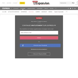 The Phone House va supprimer 246 emplois en France - L'Express L'Expansion