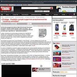 """Piratage : Pastebin compte supprimer proactivement les """"contenus sensibles"""""""