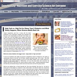 SuppVersity - Nutrition and Exercise Science for Everyone