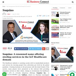Suquino - Business Connect
