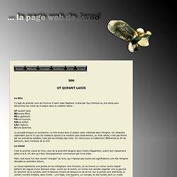 Sur la trace de la Chouette d'Or : la page web de Jarod