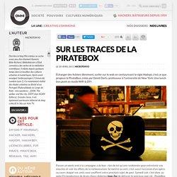 Sur les traces de la PirateBox