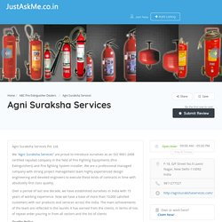 Agni Suraksha Services - JustAskMe
