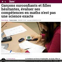 Garçons surconfiants et filles hésitantes, évaluer ses compétences en maths n'est pas une science exacte