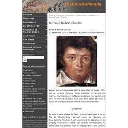 Surcouf, Robert-Charles