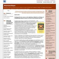 Surdiagnostic des cancers: entre dépistage obligatoire en Pologne et surdépistage imposé en douce en France sous pressions diverses