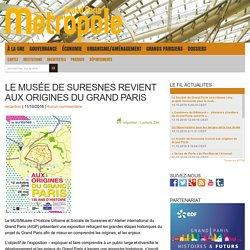Le musée de Suresnes revient aux origines du Grand Paris